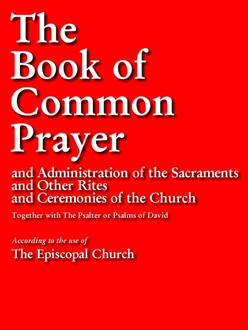 Image of 1979 Book of Common Prayer